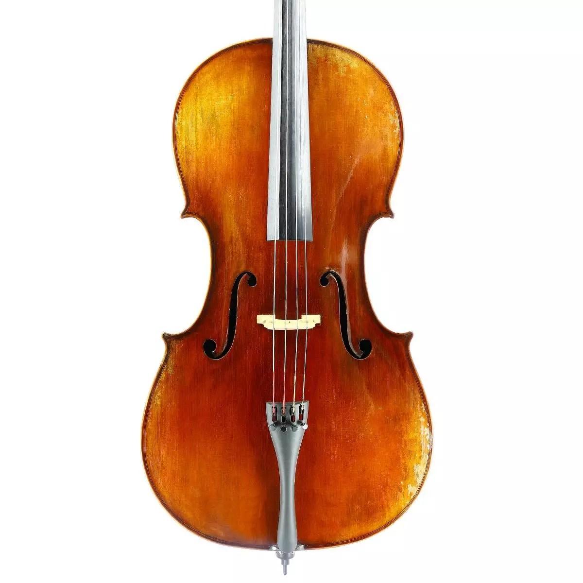 Violonchelo Antonio Wang Viena Stradivarius  Luthier Vidal