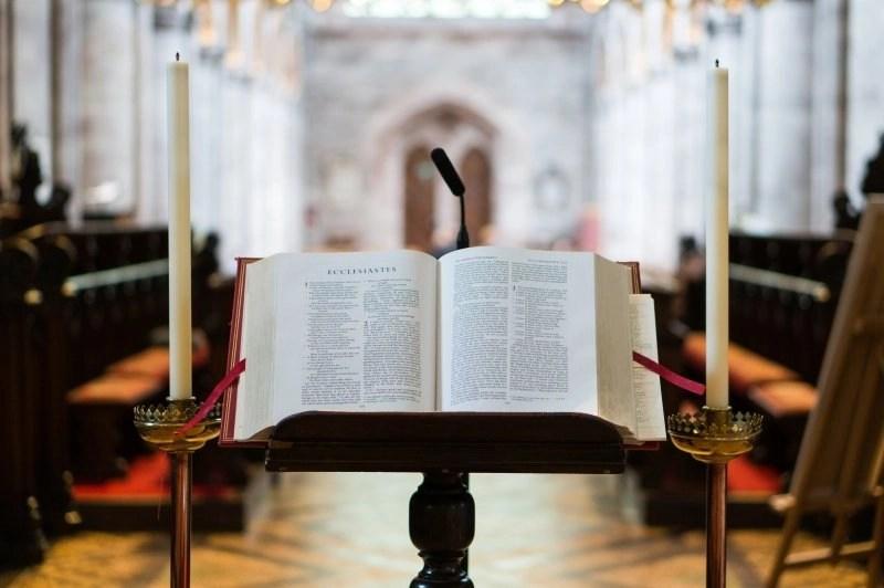 Preaching on faith + science