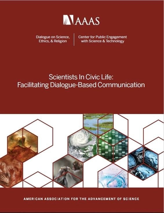AAAS offers booklet on public engagement with science