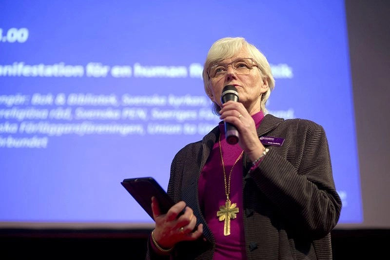 Archbishop of the Church of Sweden to give Niebuhr Lecture at Elmhurst College