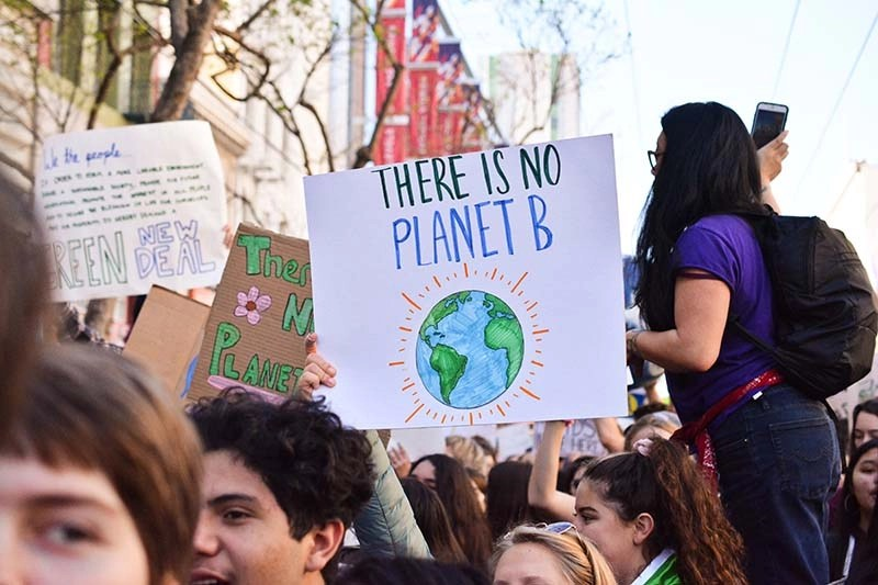 Youth request ELCA social message on climate change