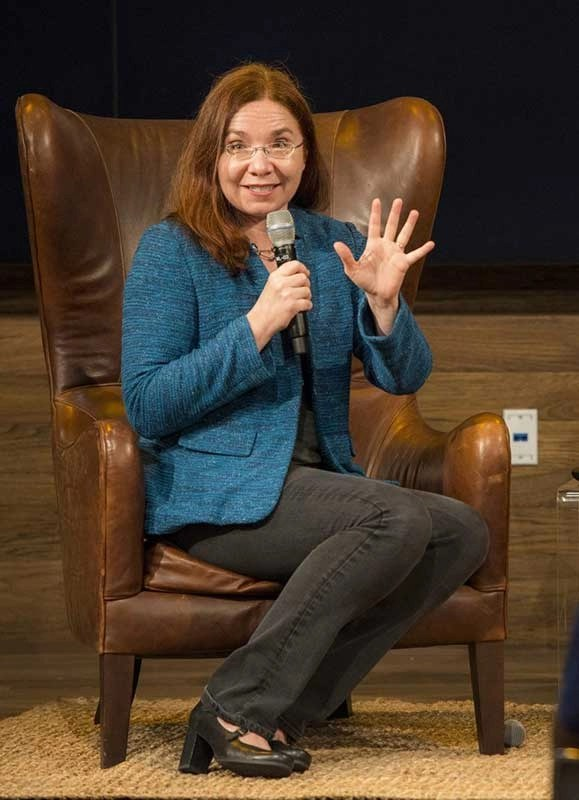 Climate scientist Katharine Hayhoe to headline DoSER Holiday lecture