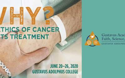 Teen faith and science summer camp to address the ethics of treating cancer