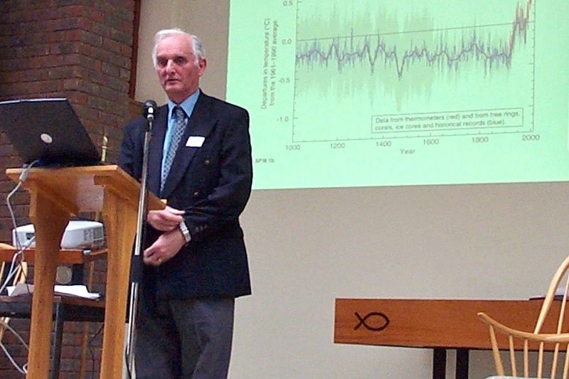 UK Climate change scientist who bridged faith and science dies of COVID-19