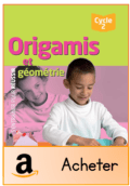 origamis et géométrie MDI