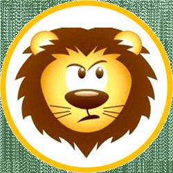 Le Petit Lion Du Comportement Lutin Bazar