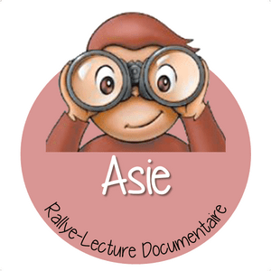 rallye lecture documentaire Asie