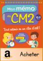 Mon mémo du CM2