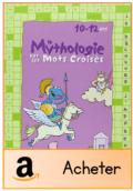 la mythologie mots croisés