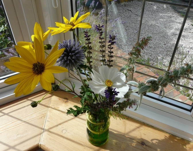 Flowers for 2nd August 2015