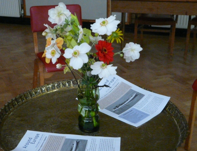 Flowers for 13th September 2015