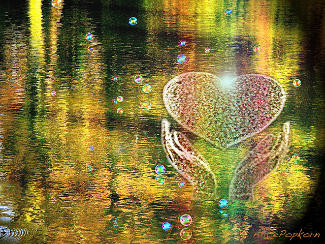 A compassionate heart