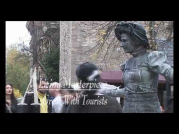 Living Statue-Lady Stoneheart