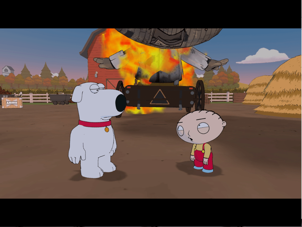 Family Guy™: Back to the Multiverse - Lutris