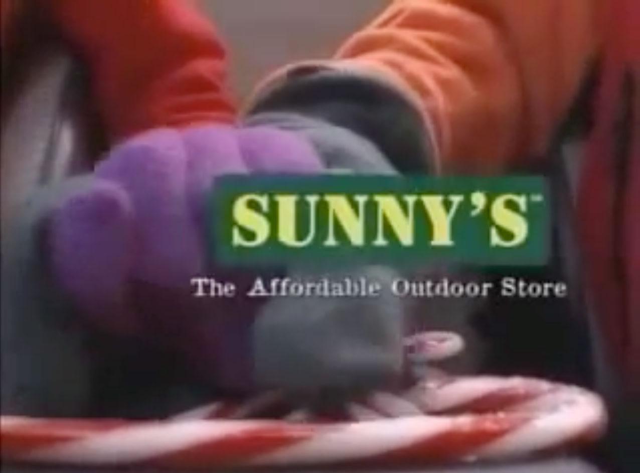 Sunny's - Fleece (Television)