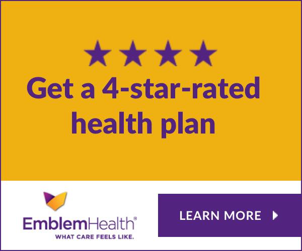 Merkl - EmblemHealth Banner - 4-Star