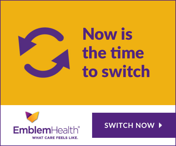 Merkle - EmblemHealth Banner - Time to Switch