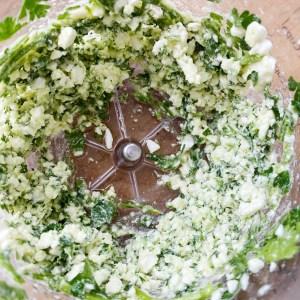 rijstsalade met feta