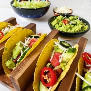 taco recept vegan