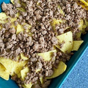 vega nachos maken