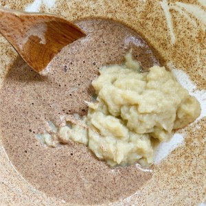 hartige wafels met asperges