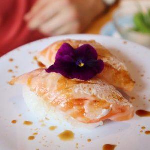 Zushi Amsterdam sushi