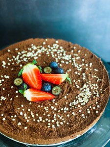 chocoladetaart vegan