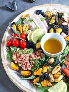 mossel salade