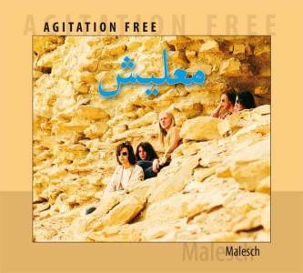 Cover - CD - Malesch