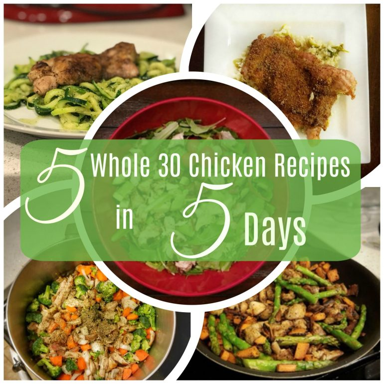 Main Pinterest Whole 30
