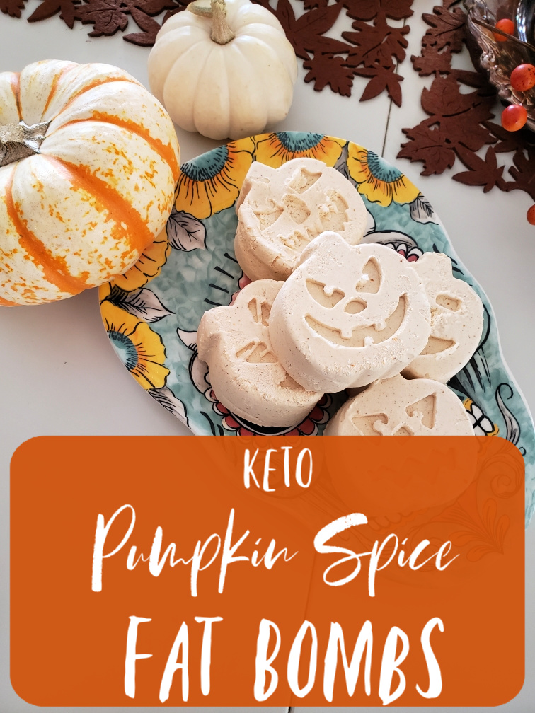 PSL Fat BomBs - Pumpkin Spice Keto