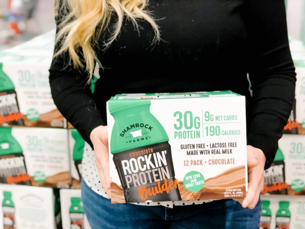 Shamrock Farms Rockin' Protein – A Luv Ashland Review