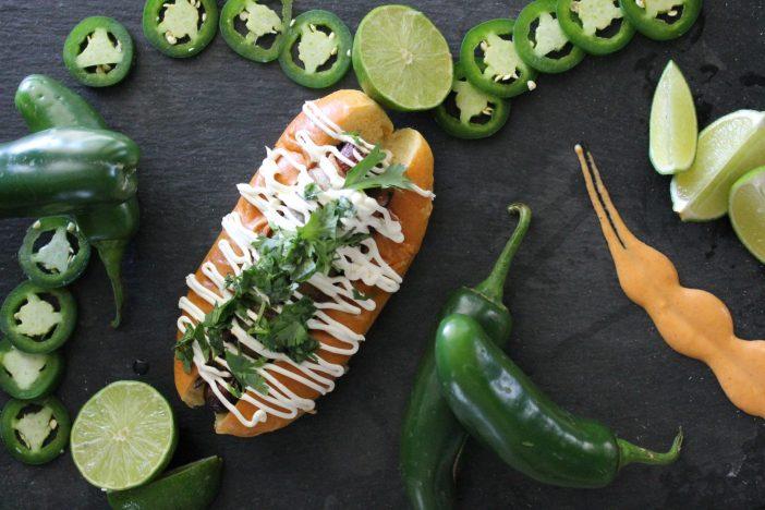 Jalapeño Popper Hot Dog Recipe