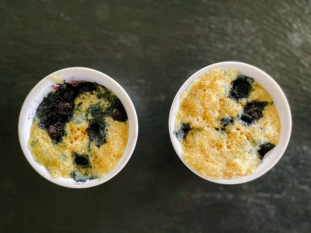 Paleo Blueberry Muffin