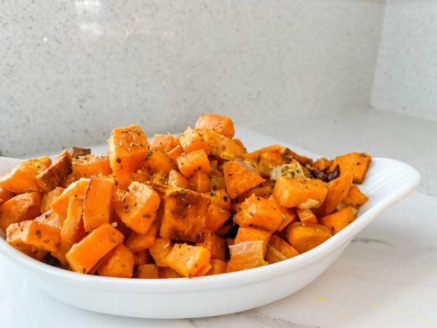 Whole 30- Approved Sweet Potato Hash