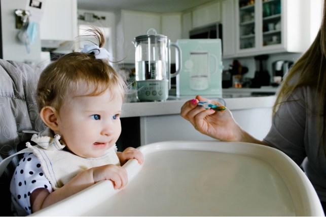 Homemade Baby Food - Recipes