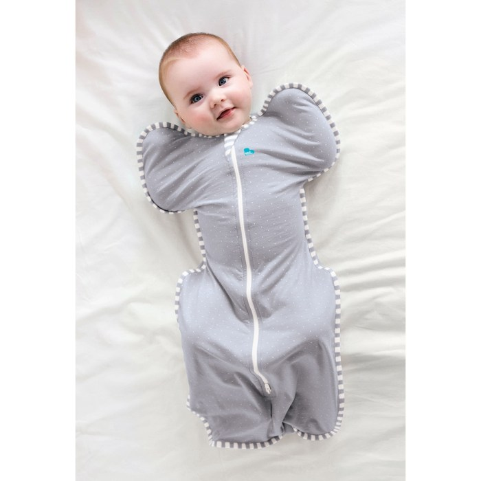 Swaddle Up Lite Grey