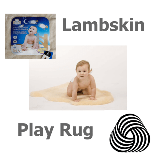lambskin rug