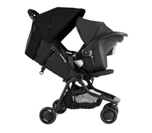 Mountain Buggy Nano with Protect capsule