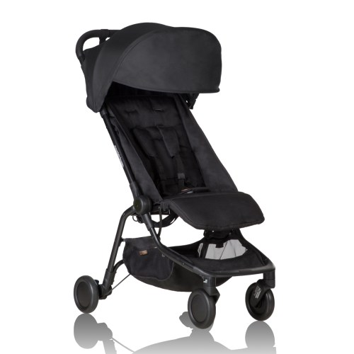Mountain Buggy Nano black