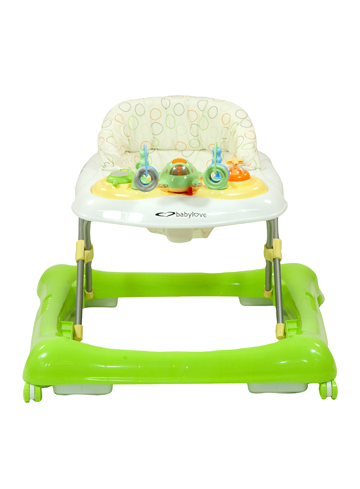 Jazz baby walker lime