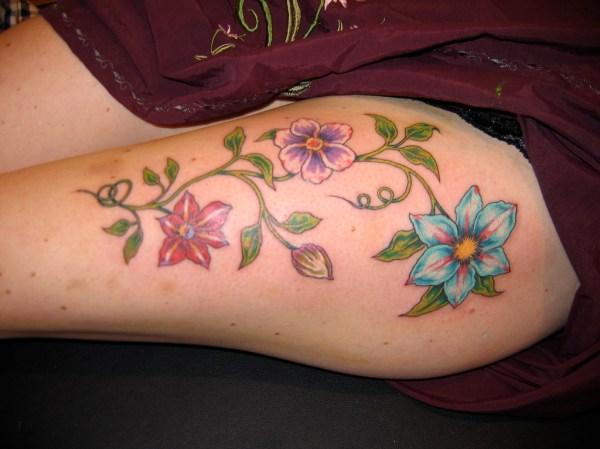cute sexy feminine tattoos