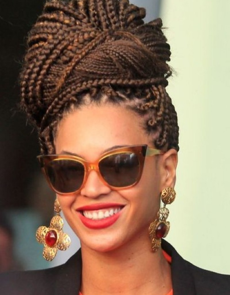 34 Unique Updo Hairstyles For Women Luvfly