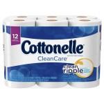 Dollar General:  Cottonelle 12 Big Rolls Bath Tissue Only $3.40 Each!! (1/22 – 1/28)
