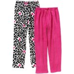 Walmart:  Chili Peppers Girls' Coral Fleece 2 Pack Sleep Pants For Only $5!!