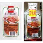 Kroger: Hormel Pepperoni Only $.50 Each!!