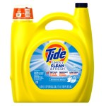 89 Load Tide Simply Clean & Fresh Laundry Detergent Only $5.93 Each Shipped!