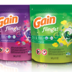 Gain Flings/Tide Pods Only $1.28 Each At Dollar Tree 6/5 & 6/6!!