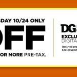 Dollar General:  Grab Gain, Flings/Pods, Fireworks, Tide Laundry For $1.86 Each!! 10/22-10/24!!