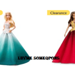Walmart:  2016 Holiday Barbie and Latina Dolls Only $9.51 Each!
